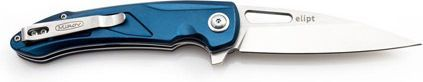 ELIPT Zatvárací nôž D2 dural ELOX - modrý