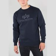 ALPHA INDUSTRIES Mikina Basic Sweater, rep.blue, 178302/07
