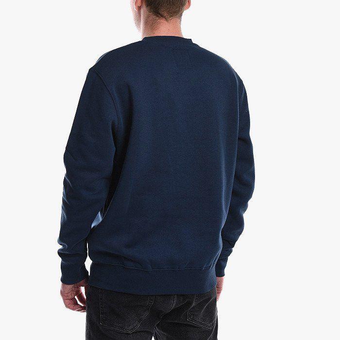 ALPHA INDUSTRIES Mikina Basic Sweater - new navy/wheat (178302/463)