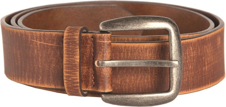 MILTEC Opasok kožený 110cm - hnedý, (13171109)