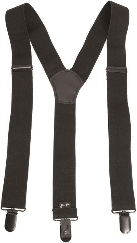MILTEC Traky clip - čierne, (13184002)