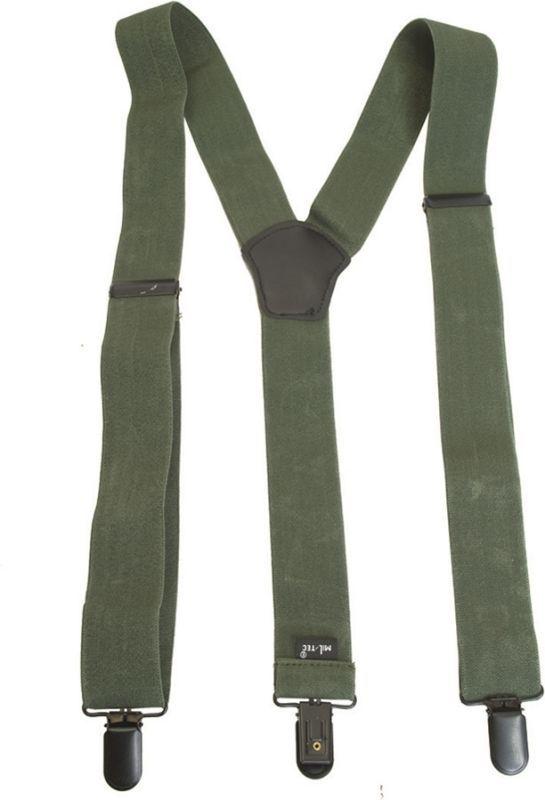 MILTEC Traky clip - olivové, (13184001)