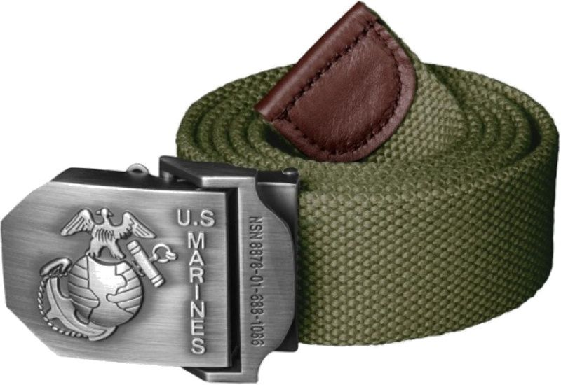 HELIKON opasok USMC, olivový, PS-USM-CO-02