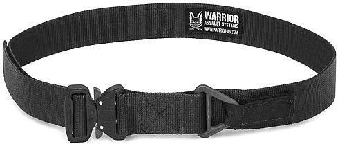 WARRIOR Opasok Cobra Riggers - čierny, (W-EO-C-RBLT-BLK)