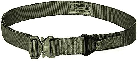 WARRIOR Opasok Cobra Riggers - olive drab, (W-EO-C-RBLT-OD)