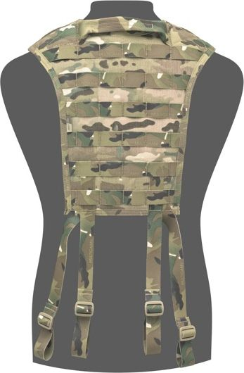 WARRIOR Opasok MOLLE Harness - multicam, (W-EO-MHARN-MC)