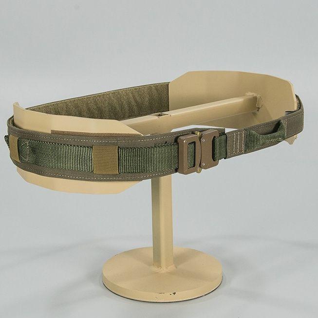 DIRECT ACTION Opasok Mustang Rescue/Gun Belt, Cordura, Adaptive Green, BT-MSTG-CD5-AGR