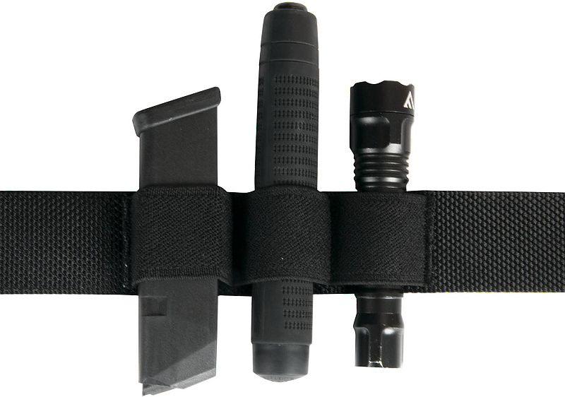 HELIKON Opasok MID-PRO - čierny (PS-MPB-NL-01)