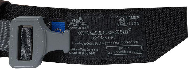 HELIKON Opasok COBRA Modular Range - šedý (PS-MR4-NL-35)