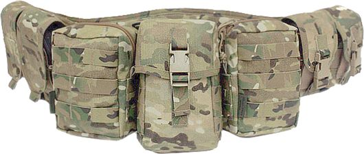 WARRIOR Opasok Enhanced PLB Patrol - multicam, (W-EO-PLB-MC)