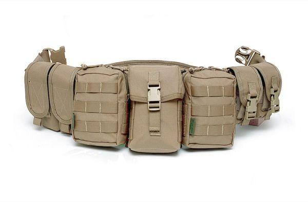 WARRIOR Opasok Enhanced PLB Patrol - coyote, (W-EO-PLB-CT)