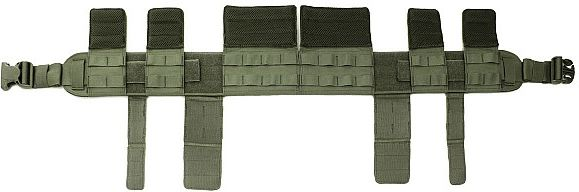 WARRIOR Opasok Gunfighter - olive drab, (W-EO-GFB-OD)