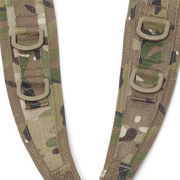 WARRIOR Opasok Low Profile Harness - multicam, (W-EO-LBH-MC)