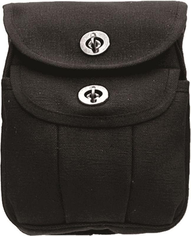 US Ranger kapsa, dvojitá - čierna