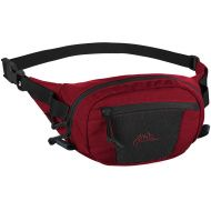 HELIKON Ľadvinka POSSUM Waist Pack cordura - red rock/black (TB-PSM-CD-0E01C)