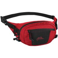 HELIKON Ľadvinka POSSUM Waist Pack cordura - lava red/black (TB-PSM-CD-0G01C)
