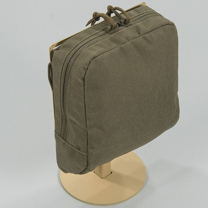DIRECT ACTION MOLLE Utility Pouch Large - Cordura - adaptive green, (PO-UTLG-CD5-AGR)