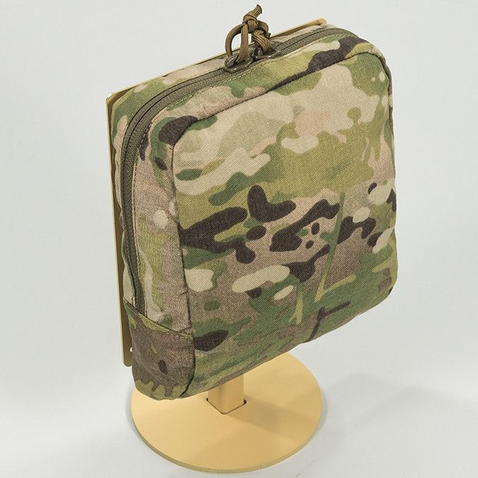 DIRECT ACTION MOLLE Utility Pouch Large - Cordura - crye multicam, (PO-UTLG-CD5-MCM)