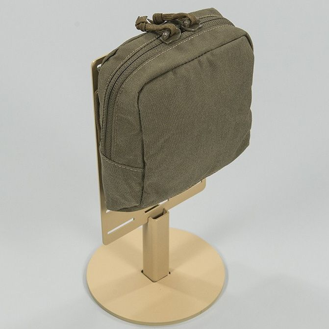 DIRECT ACTION MOLLE Utility Pouch X-Large - Cordura - adaptive green, (PO-UTXL-CD5-AGR)