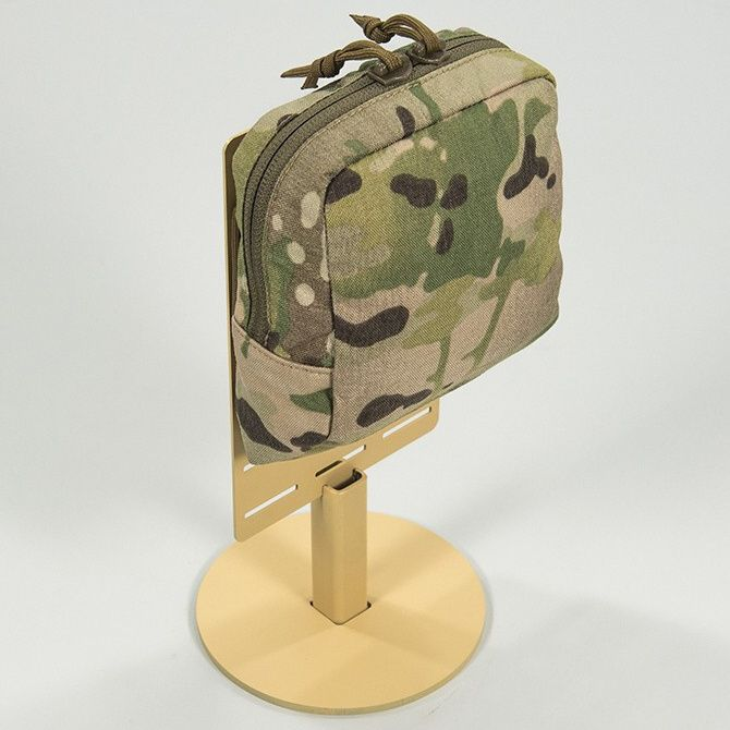DIRECT ACTION MOLLE Utility Pouch X-Large - Cordura - crye multicam, (PO-UTXL-CD5-MCM)