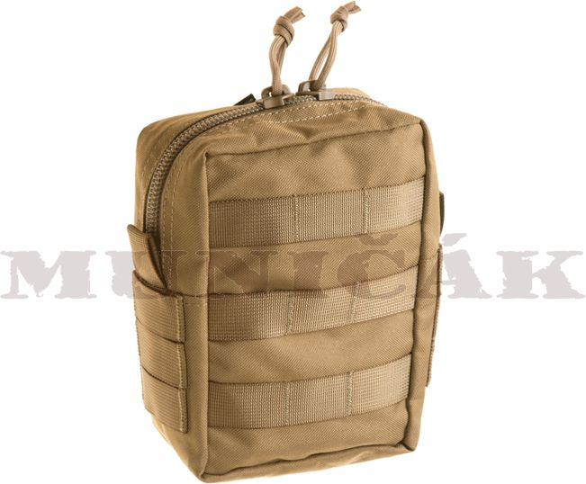 INVADER GEAR MOLLE Invader Gear Medium Utility / Medic Pouch - coyote, (16640)