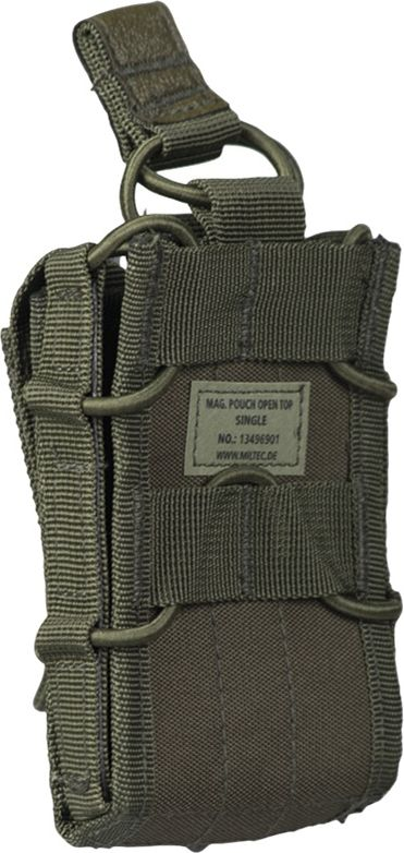 MILTEC MOLLE Single mag pouch - olivový, (13496901)