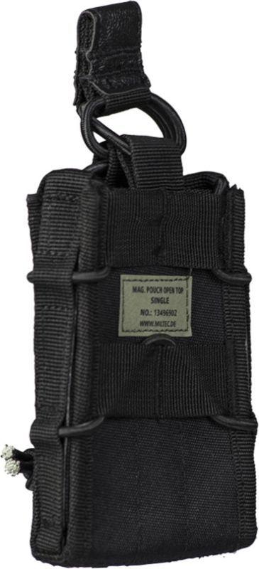 MILTEC MOLLE Single mag pouch - čierny, (13496902)