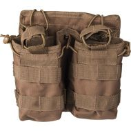 MilTec Double mag pouch - coyote