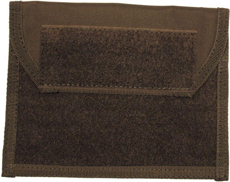 MFH MOLLE Admin pouch, 18x14 - olivový, (30618B)