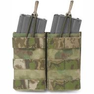 WARRIOR Double MOLLE Open M4 5.56mm - atacs-fg (W-EO-DMOP-ATFG)