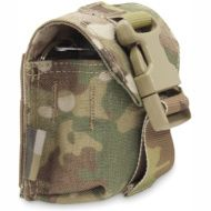 WARRIOR Single Frag Grenade Pouch - Generation 2 - multicam (W-EO-FGP-G2-MC)
