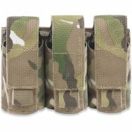 WARRIOR Triple 40mm Grenade - multicam (W-EO-T40GP-MC)