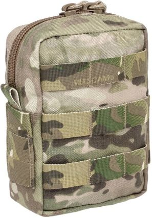 Warrior Small MOLLE Utility Pouch - MultiCam (W-EO-SMUP-MC)