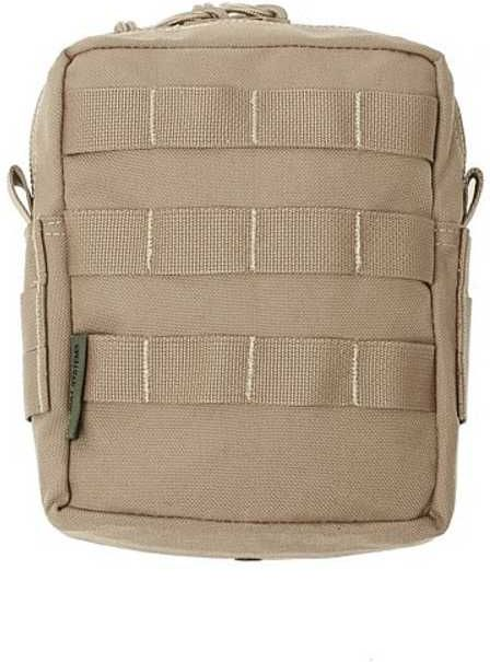 Warrior Medium MOLLE Utility Pouch - Coyote Tan (W-EO-MMUP-CT)
