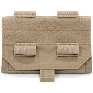 WARRIOR Forward Opening Admin Pouch - coyote (W-EO-FOA-CT)