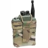 WARRIOR Personal Role Radio Pouch - multicam (W-EO-PRR-MC)