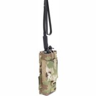 WARRIOR Radio Pouch for MBITR Radio - multicam (W-EO-MBITR-MC)