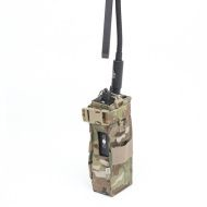 WARRIOR Front Opening MBITR Radio Pouch - multicam (W-EO-MBITR-G2-MC)