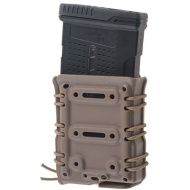 FMA SMC 7.62 Magazine Pouch (MOLLE) - dark earth