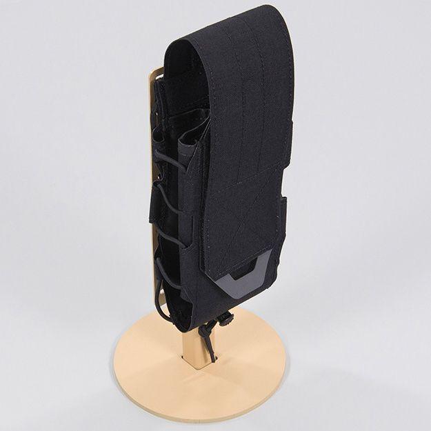 DIRECT ACTION MOLLE Pouch na zásobník AR/AK Tac Reload Pouch Rifle - Cordura - čierny, (PO-RFTC-CD5-BLK)