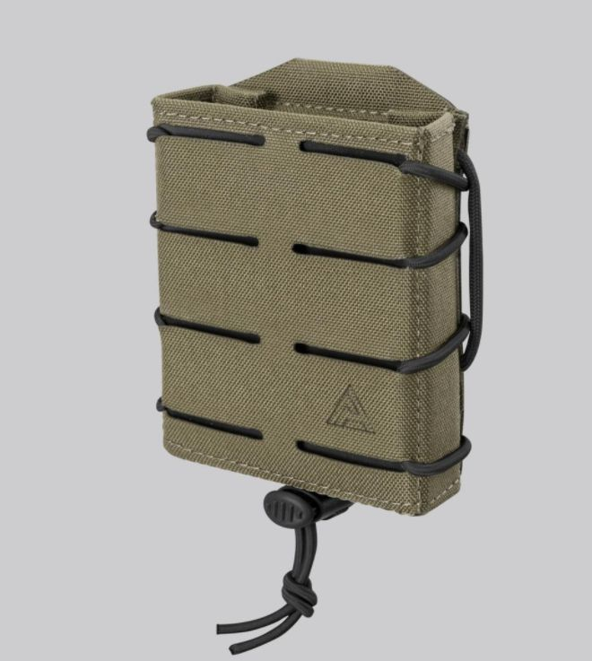 DIRECT ACTION MOLLE Pouch na zásobník Rifle Speed Reload Pouch Short  cordura - ranger green (PO-RFSS-CD5-RGR)