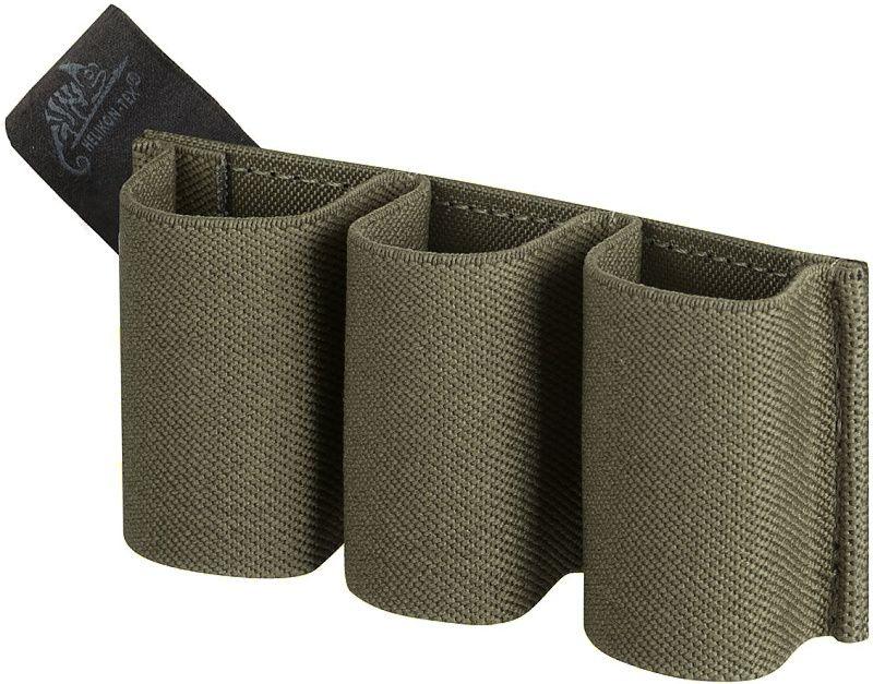 HELIKON MOLLE Triple Elastic Insert polyester - olivový (IN-TEL-PO-02)