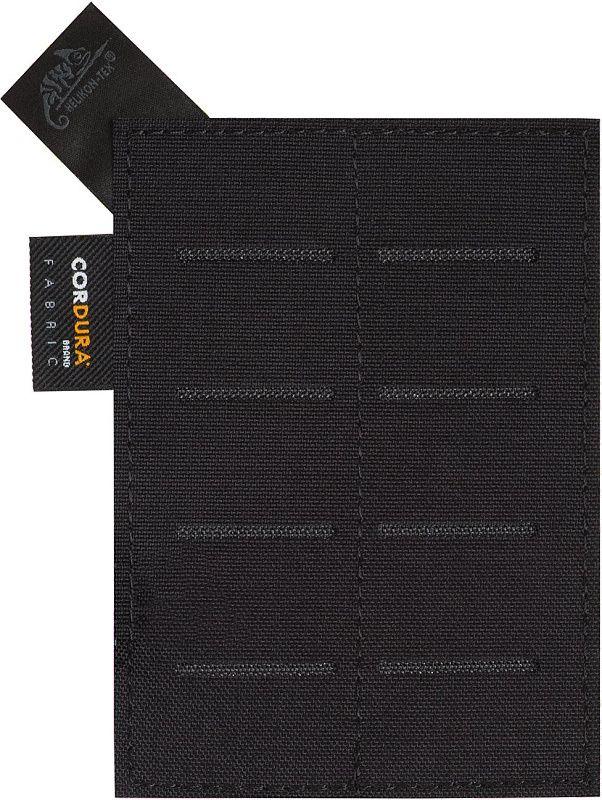 HELIKON MOLLE Adapter Insert 2 cordura - čierny (IN-MA2-CD-01)