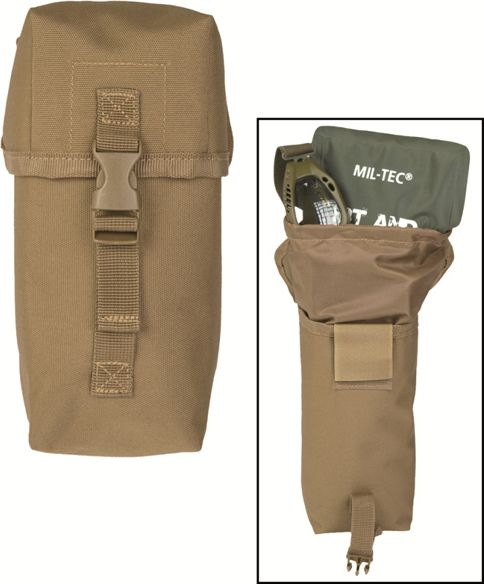 MILTEC MOLLE Utility pouch na opasok SM - coyote