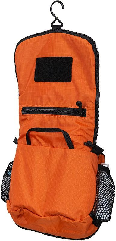 HELIKON Kapsa Travel Toiletry - orange/black (MO-TTB-NL-2401A)