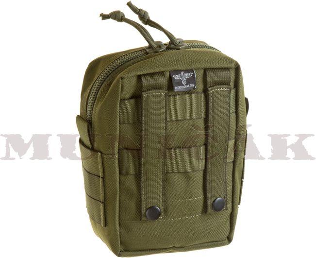 INVADER GEAR MOLLE Invader Gear Medium Utility / Medic Pouch - olivový, (17129)