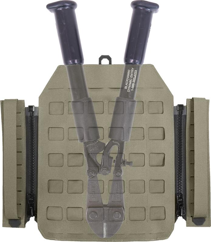 CONDOR MOLLE Púzdro na mapu - tan, (MA35-003)