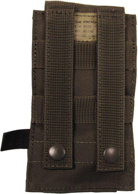 MFH MOLLE Single mag pouch, 16x8.5x5 - olivový, (30614B)