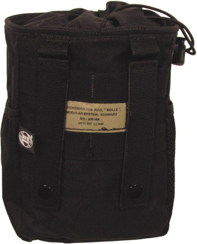 MFH MOLLE Dump pouch, 20x14x8 - čierny, (30619A)