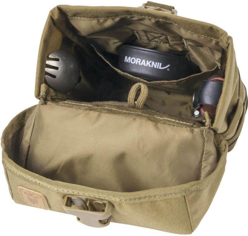 HELIKON MOLLE Utility pouch E&E U.03 cordura - olivový (MO-U03-CD-02)